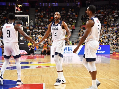 PHOTO RECAP: France 89 - USA 79 | 9.11.19