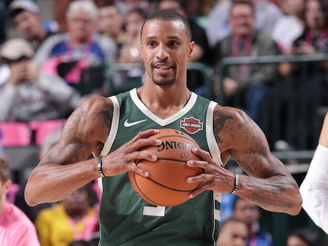 34 Photos Of George Hill From 2019-20 For His 34th Birthday