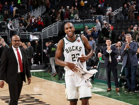 In Photos: The Best Of Khris Middleton