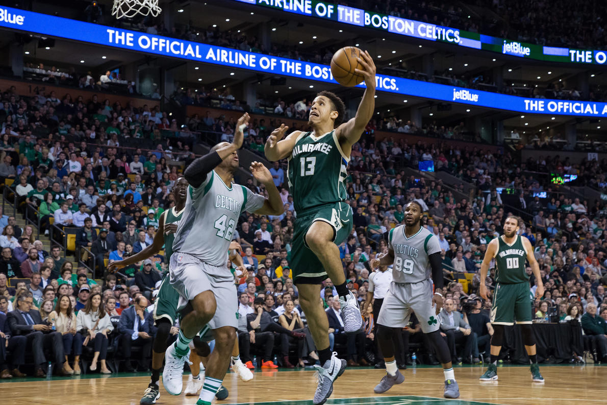 Malcolm Brogdon Named To NBA All-Rookie First Team