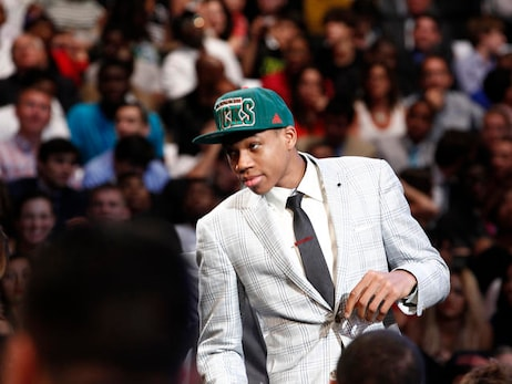 Bucks Draft Night Style
