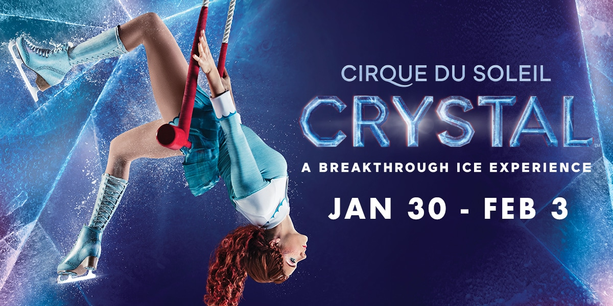 Cirque Du Soleil Brings Its First Ice Show Crystal To Milwaukee
