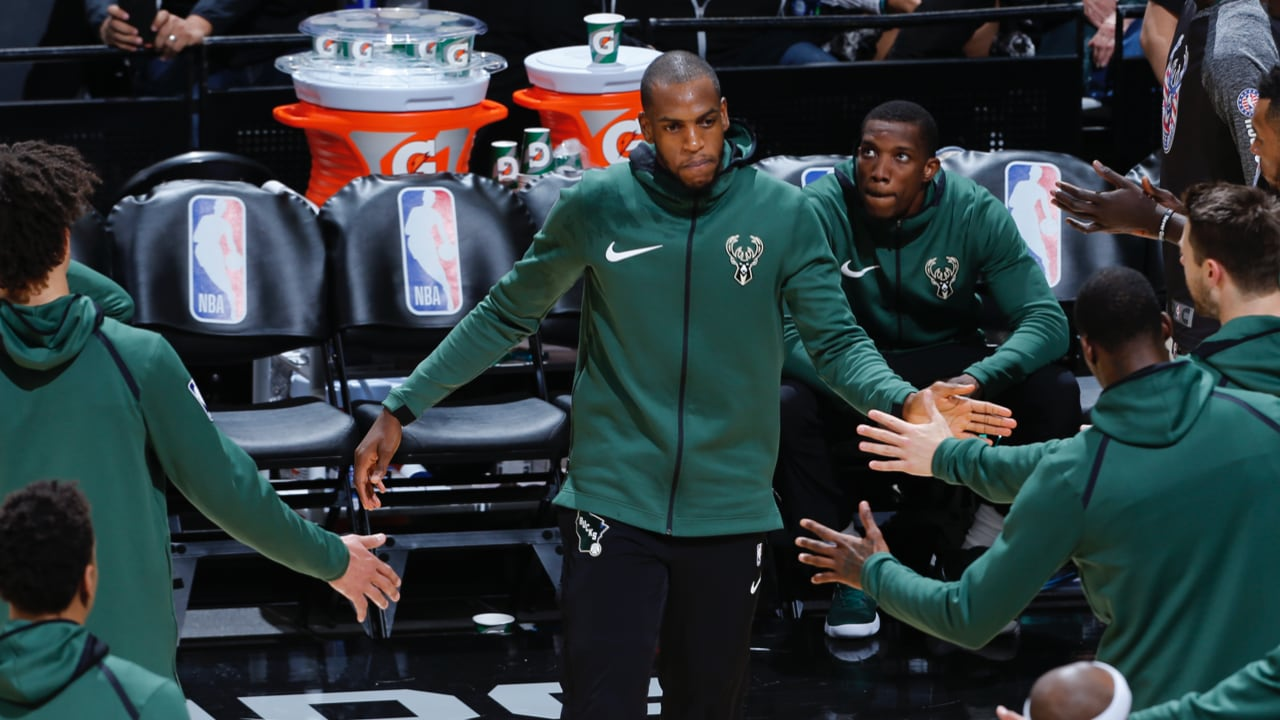 Khris Middleton Makes Five-Year Pledge for 1 Million to Support Scholarships