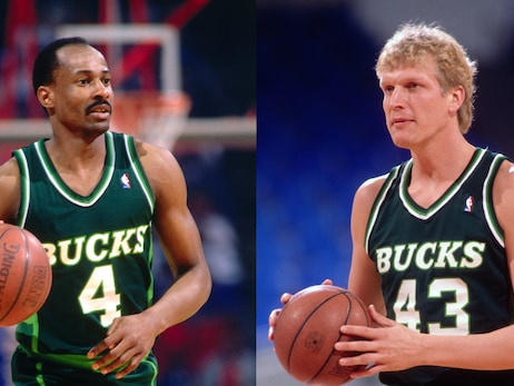 Milwaukee Bucks Congratulate Sidney Moncrief and Jack Sikma on Hall of Fame Induction
