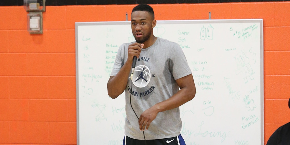 Jabari Parker Joins The Undefeated For Conversation In Chicago | Milwaukee Bucks