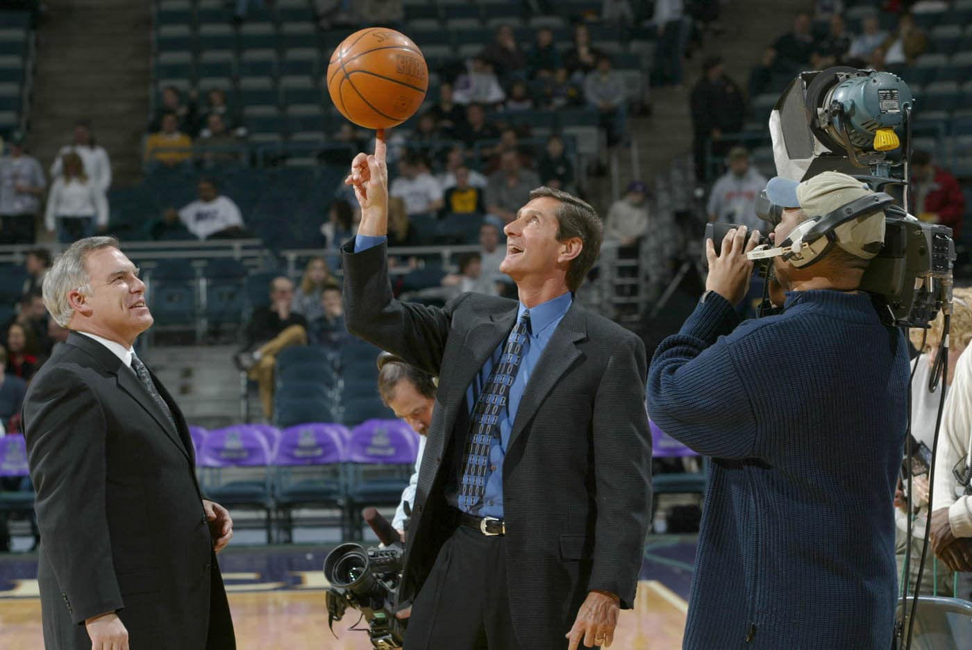 Bucks to Honor Team Broadcasters Jim Paschke and Jon McGlocklin as