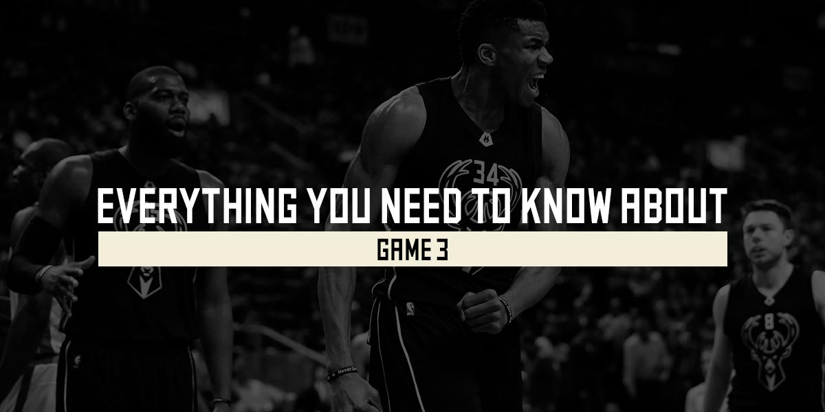Playoff Game Guide: Game 3