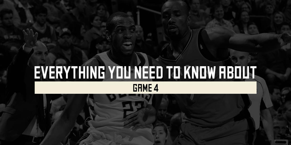 Playoff Game Guide: Game 4