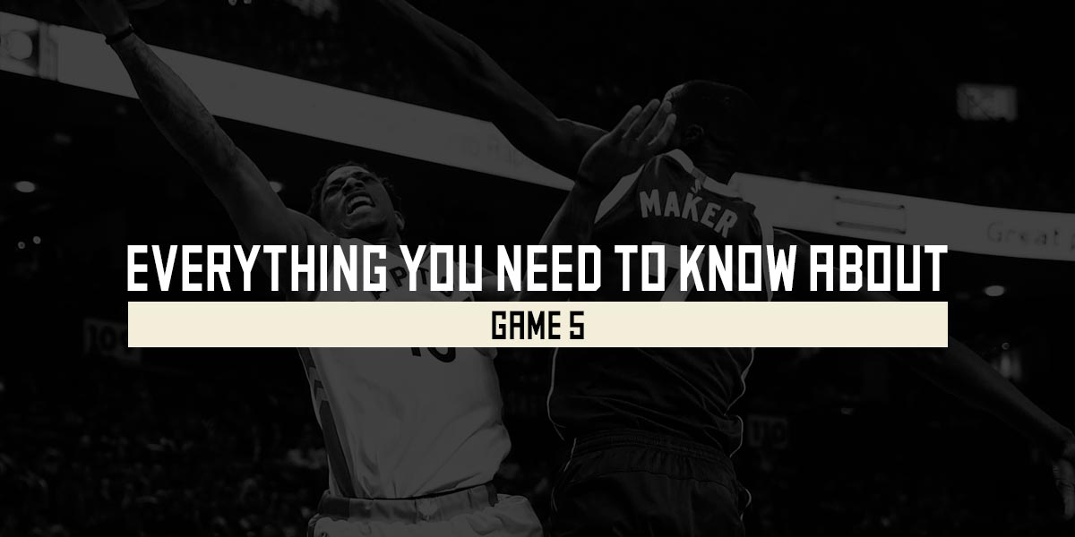 Playoff Game Guide: Game 5