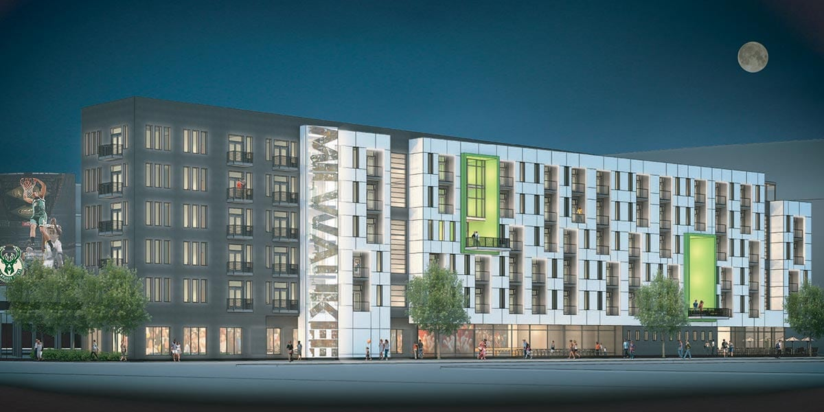 Bucks Name Milwaukee-Based Royal Capital Group as Private Developer For Arena District Residential Units