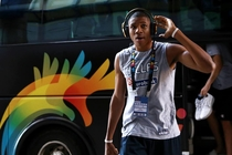 Giannis, Greece Arrive in Seville, Spain for FIBA World Cup