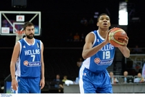 Giannis and Greece in the Huawei Cup 2014 in Lithuania