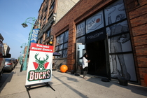 2014 Bucks Draft Lottery Viewing Party