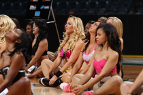 Milwaukee Bucks Dancers