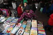 Bucks Host Book Blast