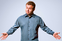 Renowned comedian, actor and impressionist Frank Caliendo will entertain fans during halftime of the 2014-15 Home Opener on Friday, Oct. 31