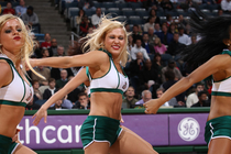 Energee! - Milwaukee vs Pacers - 11/14/12 - 1