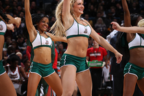 Energee! - Milwaukee vs Brooklyn - 12/26/12 - 1