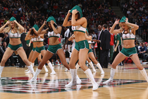 Energee! - Milwaukee vs Miami - 03/15/13 - 1