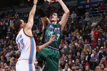 Game Action: Milwaukee vs Oklahoma City - 03/30/13 - 1