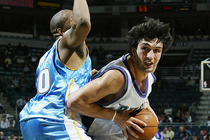 Zaza Pachulia '04-05 Highlights - 1