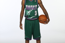 Bucks Hardwood Classic Jerseys - 1