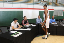 Behind The Scenes: Media Day 2013 - 1