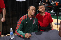 Bucks MVP Autograph Night - 1