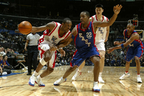 Michael Redd was selected to the 2004 NBA All-Star Game. Redd was also named to