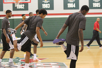 Draft Workout - 6/2/14