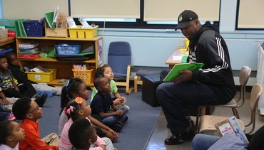 Books with the Bucks Reading Program