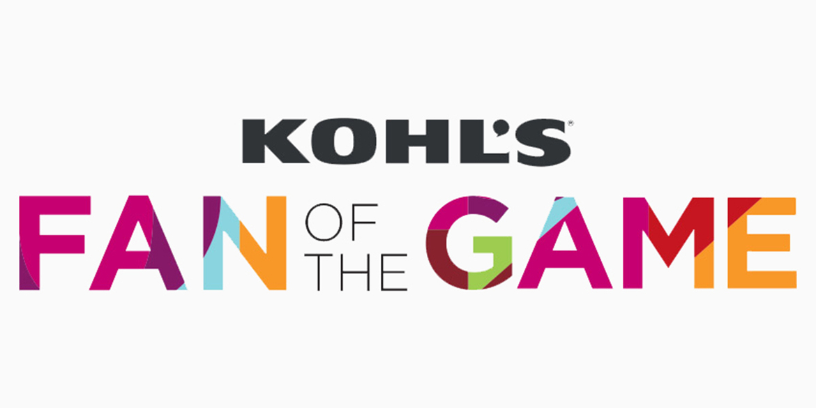 Kohls Fan Of The Game
