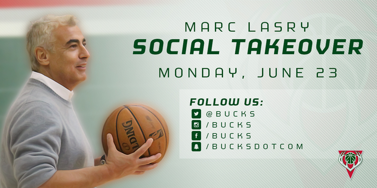 Marc Lasry to take over Bucks Social Networks Monday