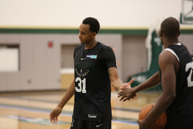 20 Photos Inside Training Camp Day 2