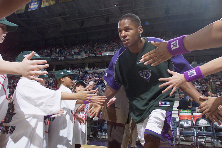 43 Photos Of Ray Allen With The Bucks