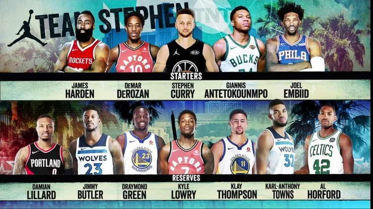 Giannis Antetokounmpo To Play On Team Stephen At 2018 NBA All-Star Game 1ad721c684