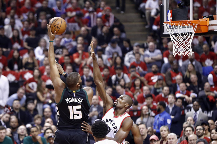 Milwaukee Bucks v Toronto Raptors - Game Five