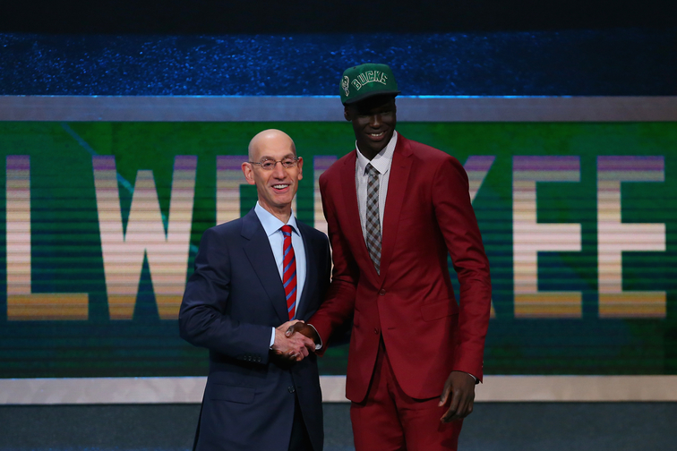 Bucks Select Maker with 10th Pick in 2016 NBA Draft ...