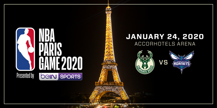 National Basketball Association  sets first regular-season game in Paris