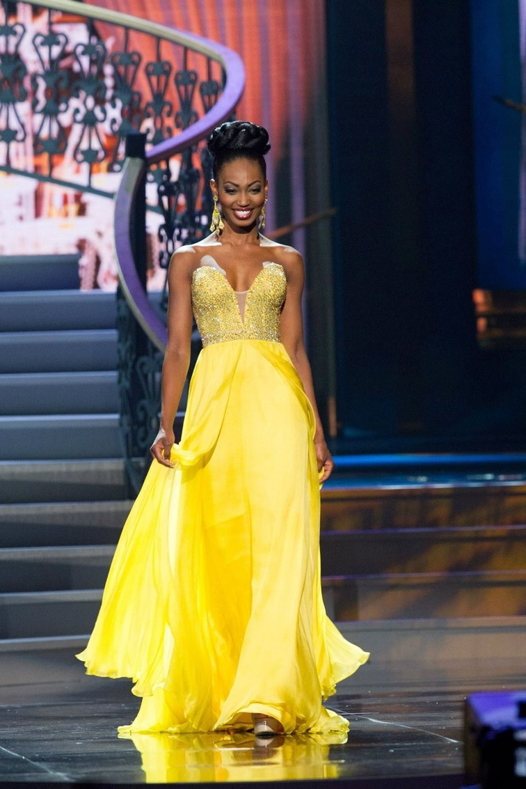 Bishara Dorre - Miss Wisconsin and Top 10 Finisher at Miss USA