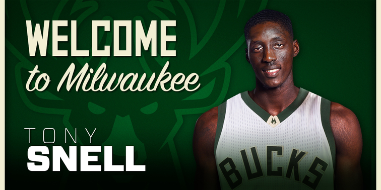 Milwaukee Bucks: Michael Carter-Williams out, Tony Snell in