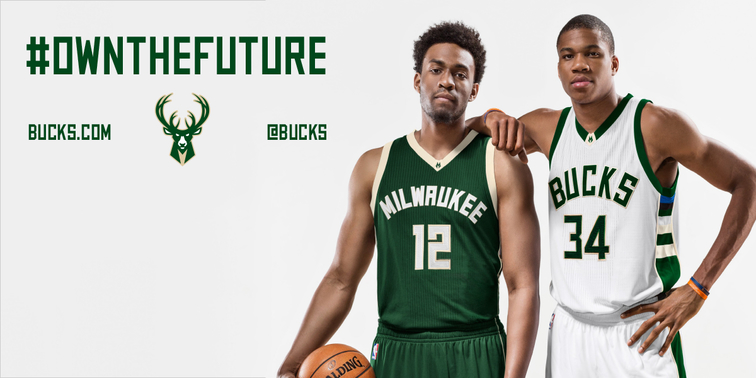 BUCKS UNVEIL NEW HOME AND ROAD UNIFORMS  730393342