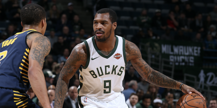 Bucks waive DeAndre Liggins, promote DJ Wilson