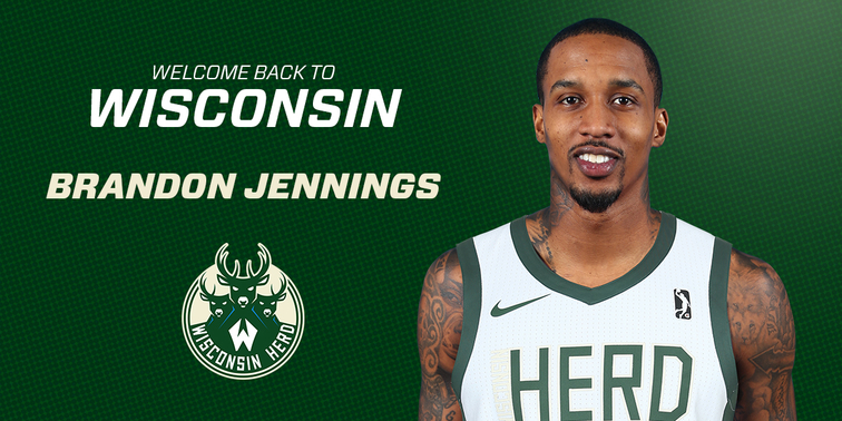 Wisconsin Herd Acquires Brandon Jennings  adba3444b