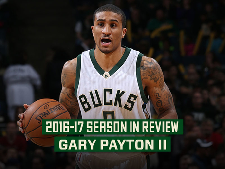 2016-17 Season in Review: Gary Payton II