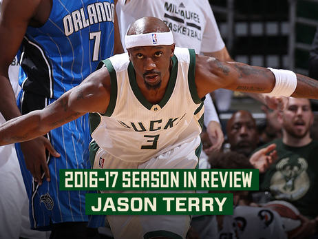 2016-17 Season in Review: Jason Terry