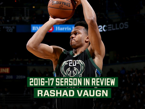2016-17 Season in Review: Rashad Vaughn