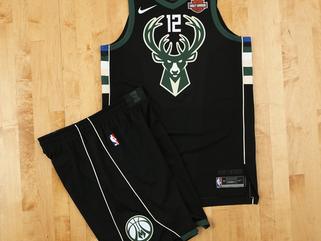 Bucks Nike Statement Edition Uniform