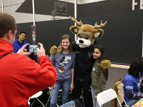 Bucks Host Statewide Wisconsin NBA Math Hoops Tournament