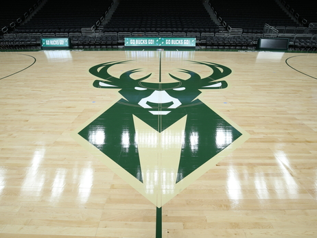Detailed Look At The Milwaukee Bucks 2018-19 Fiserv Forum Primary Court